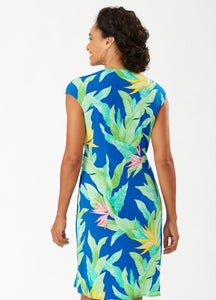 Tommy Bahama Nirvana Night Faux Wrap Dress