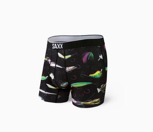 SAXX Volt Boxer Brief Fishing Lures