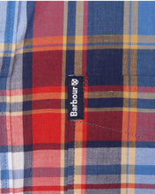 Load image into Gallery viewer, Barbour Madras 9 Short Sleeve Shirt
