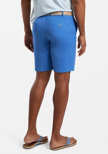 Peter Millar Poplin Cotton-Blend Short