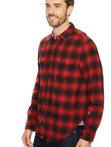 True Grit Redford Plaid 2 Pocket Shirt