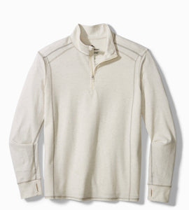 Tommy Bahama Palm Valley Half Zip- 3 Colors