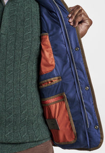 Peter Millar Essex Quilted Travel Vest- 2 Colors