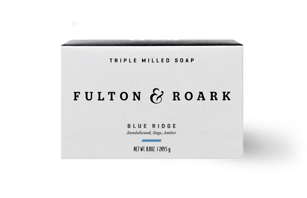 Fulton & Roark Blue Ridge Bar Soap