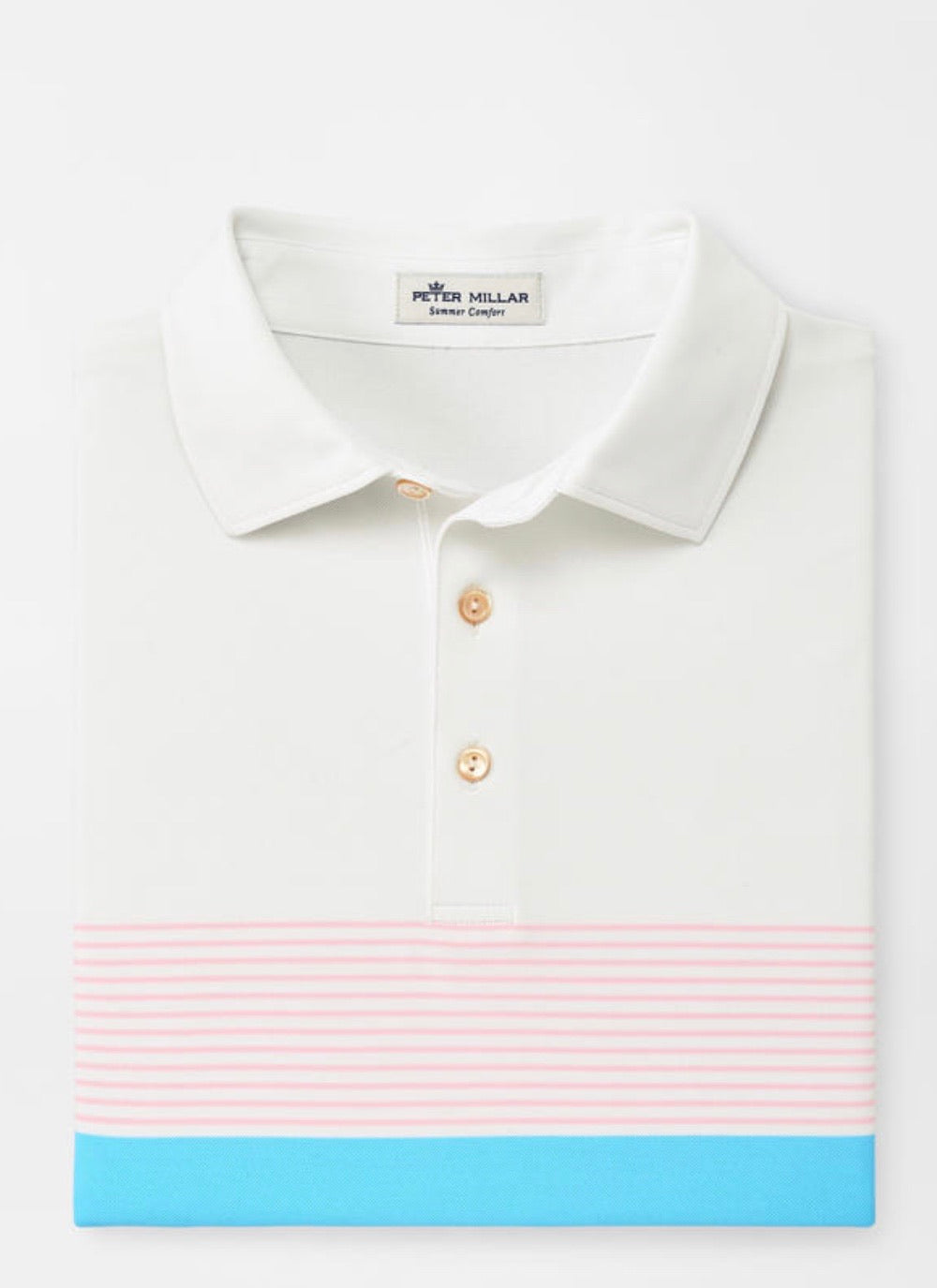Peter Millar Quote Performance Polo