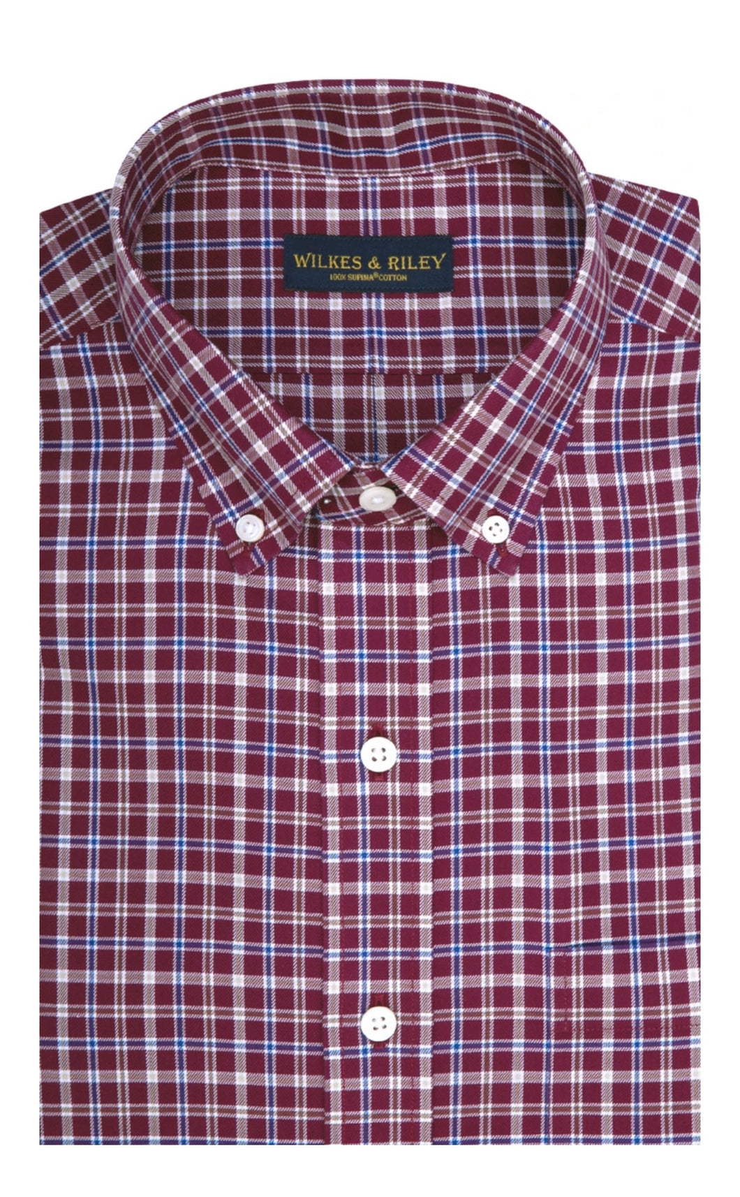 Wilkes & Riley Multi Plaid Twill