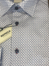 Load image into Gallery viewer, Serica Geo Print Sport Shirt