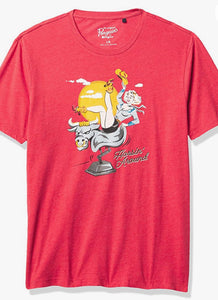 Original Penguin Ride Em Tee