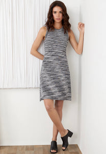 Karen Kane Pattern Halter Dress