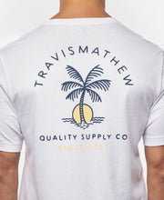 Load image into Gallery viewer, Travis Mathew Meet & Greet Tee