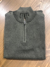 Load image into Gallery viewer, Trend Quarter Zip Plaited Thermal- 3 Colors