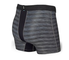 Load image into Gallery viewer, SAXX Hot Shot Boxer Brief Black Heather