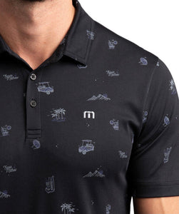 Travis Mathew Tikehau Polo