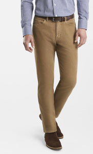 Peter Millar Superior Soft Cord 5 Pocket Pant- 2 Colors