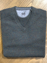 Load image into Gallery viewer, Raffi Cashmere V-Neck Sweater- 4 Colors