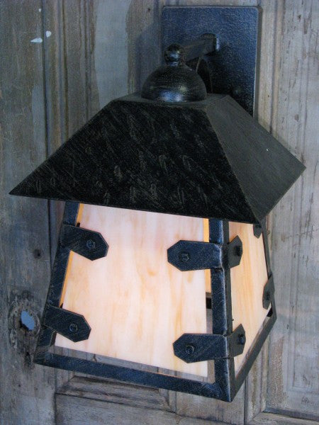 Solaria Lighting Georges Exterior Wall Lantern
