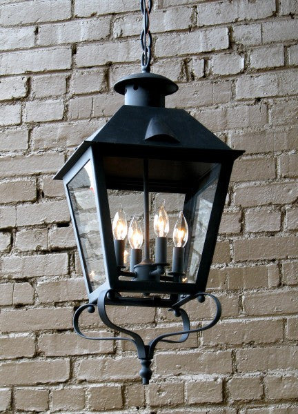 Solaria Lighting Charles Hanging Lantern