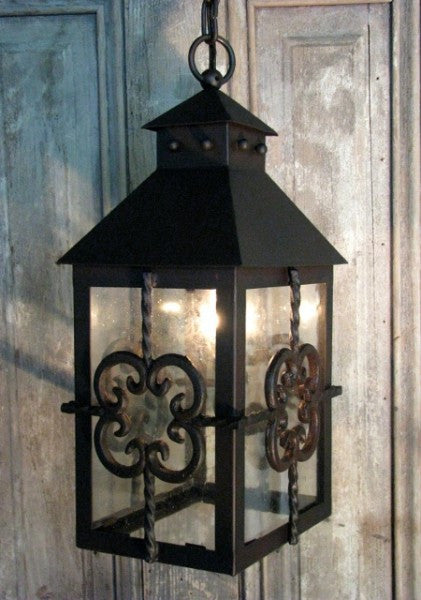 Solaria Lighting Carlo Hanging Lantern