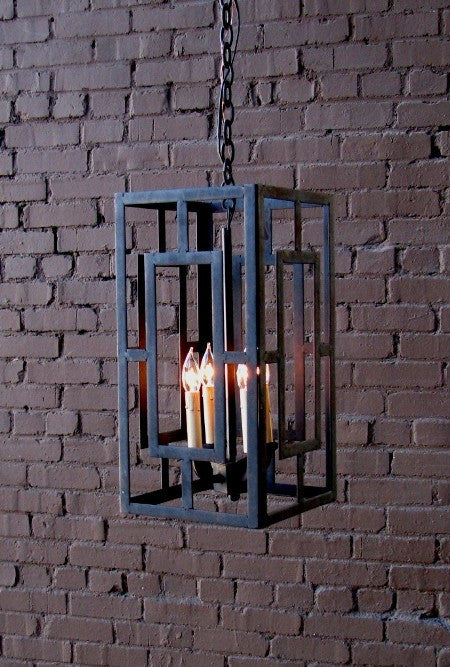 Solaria Lighting de Lyon Lantern