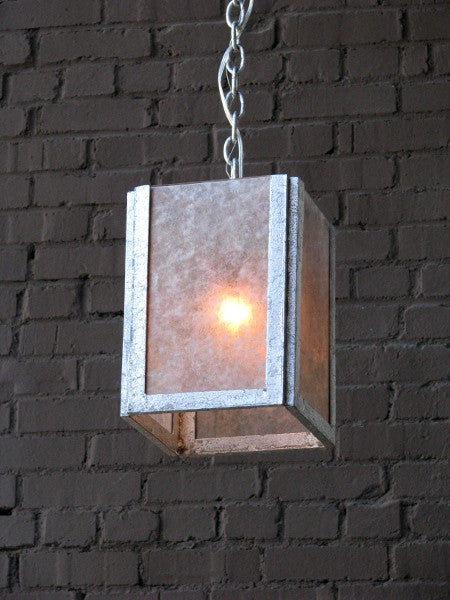 Solaria Lighting Cubo de Marco Lantern Small