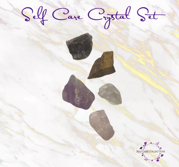 Self Care Crystal Set