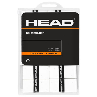 Prime Overgrip: Pack of 12 pcs - Head Sport