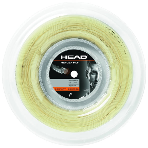 Reflex MLT 1.30mm Reel (200m) - Head Sport