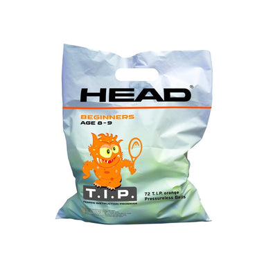 TIP Orange Ball (72 ball bag) - Head Sport