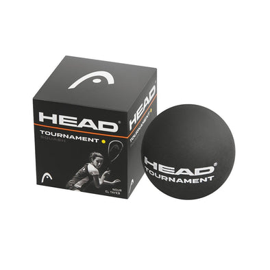 Tournament Squash Balls: Box of 12 - Head Sport