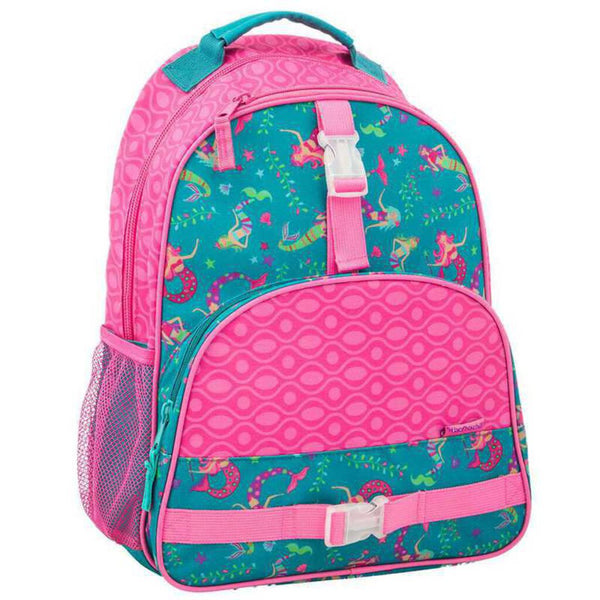Stephen Joseph All Over Print Backpack - Mermaid