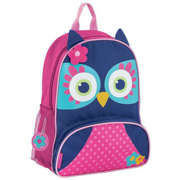 Stephen Joseph Sidekicks Backpack - Owl