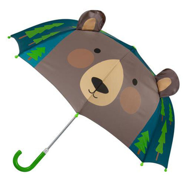 Stephen Joseph Pop Up Umbrella - Bear