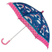 Stephen Joseph All Over Print Umbrella - Rainbow