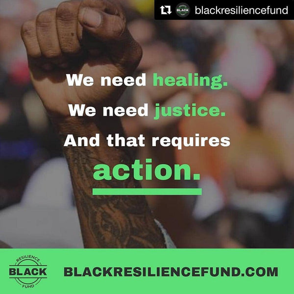 Black Resilience Fund $2 Donation