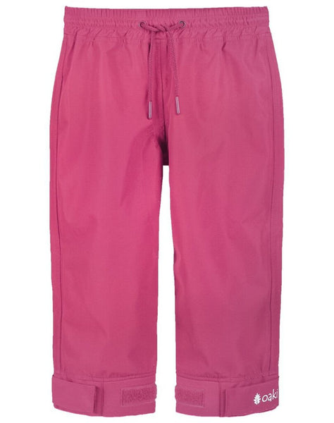 Size 8/9: Oaki Hot Pink Trail II Rain Pant NEW