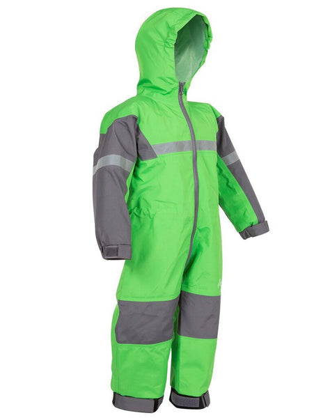 Oaki Classic Green Trail 1pc Rain Suit NEW 8/9