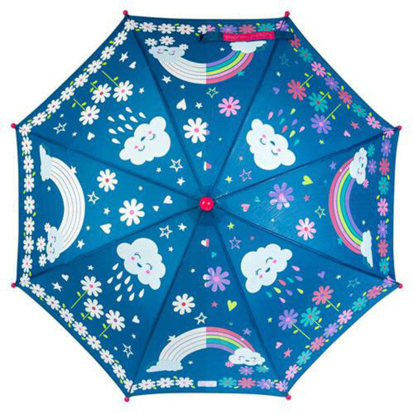 Stephen Joseph Color Changing Umbrella - Rainbow