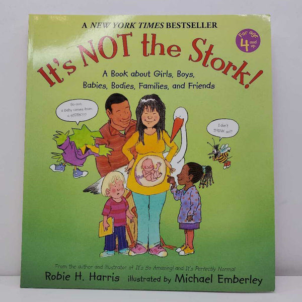It's NOT the Stork (Paperback)