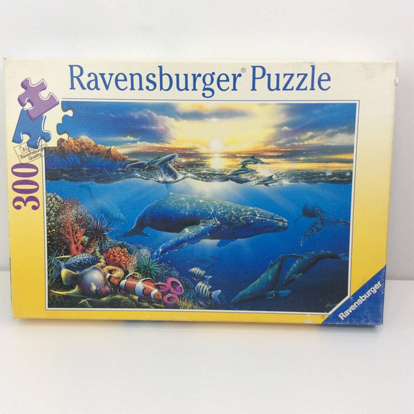 Ravensburger Sunrise on the Coral Reef Puzzle 300pc