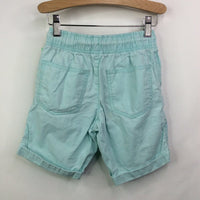 Size 5: Gymboree Light Blue Shorts w/Drawstring Waist
