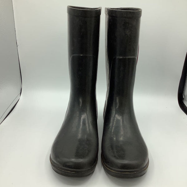 Size 6Y: Columbia Black Rain Boots REDUCED