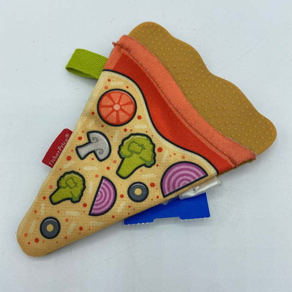 Fisher Price Pizza Crinkle Teether