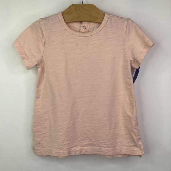 Size 12-18m: Primary Pink T-Shirt