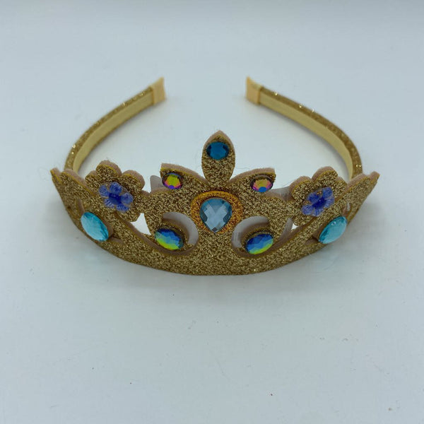 Gold Sparkle Crown by Tutu Cute