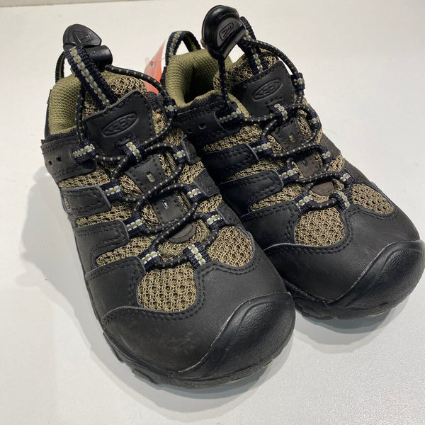 black green keen hiker shoe 9T