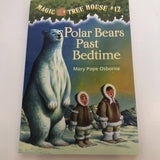 #12 magic treehouse book - polar bears past bedtime -P