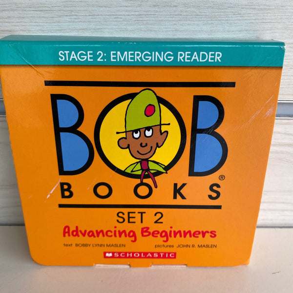 BOB Books -Advancing Beginners (paperback in box)