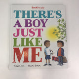 There's A Boy Just Like Me (hardback)