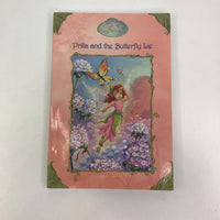 Disney Fairies Prilla and The Butterfly Lie (paperback)