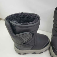 Old Mill Black Velcro Snowboot 5T